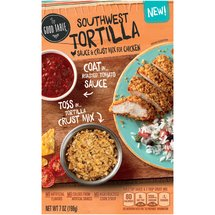 The Good Table Southwest Tortilla Sauce & Crust Mix for Chicken