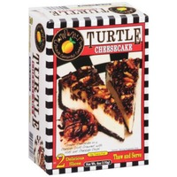 Atlanta Cheesecake Company Turtle Cheesecake Slices