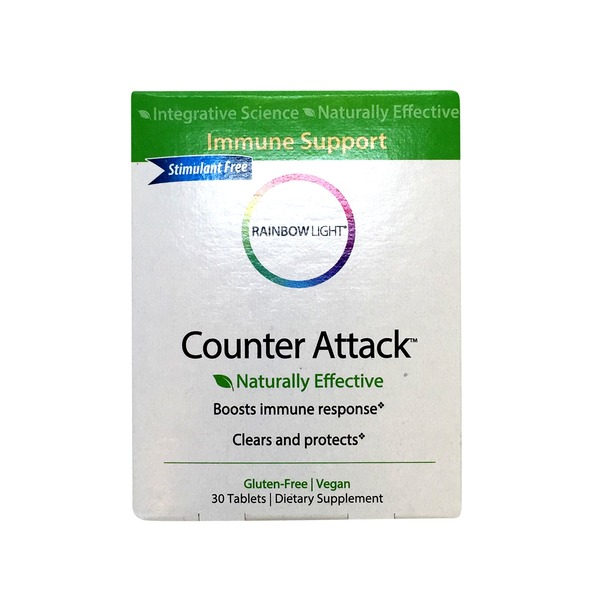 Rainbow Light Counter Attack, Tablets