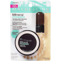 Maybelline Mineral Power Powder Foundation x