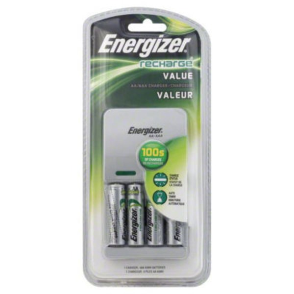 Energizer AA/AAA Charger
