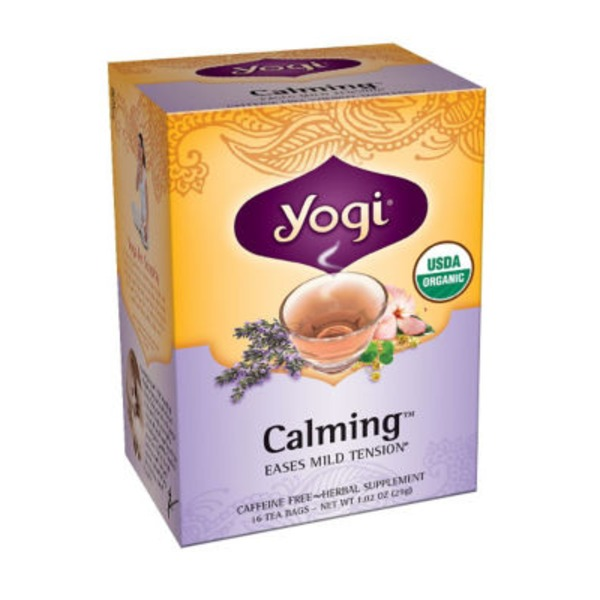 Yogi Calming Tea Bags - 16 CT