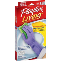 Playtex Gloves Living Medium