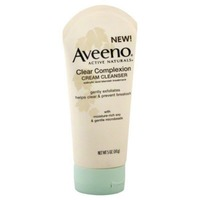 Aveeno® Clear Complexion Cream Cleanser
