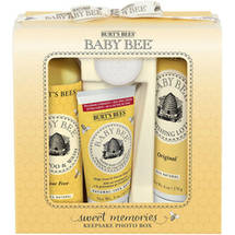 Burt's Bees Baby Box Gift Pack each