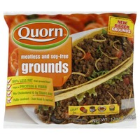 Quorn Meatless & Soy Free Grounds