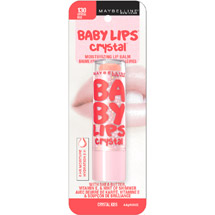 Maybelline New York Baby Lips Crystal Lip Balm 130 Crystal Kiss Crystal Kiss
