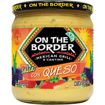 On The Border Mexican Grill & Cantina Salsa con Queso
