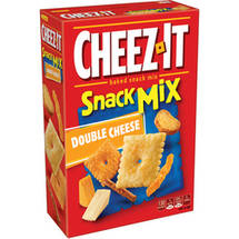 Cheez-It Snack Mix Double Cheese Snack Crackers