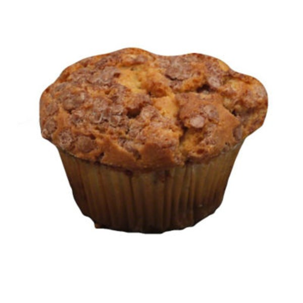 H-E-B Bakery Cinnamon Chip Single Jumbo Muffin