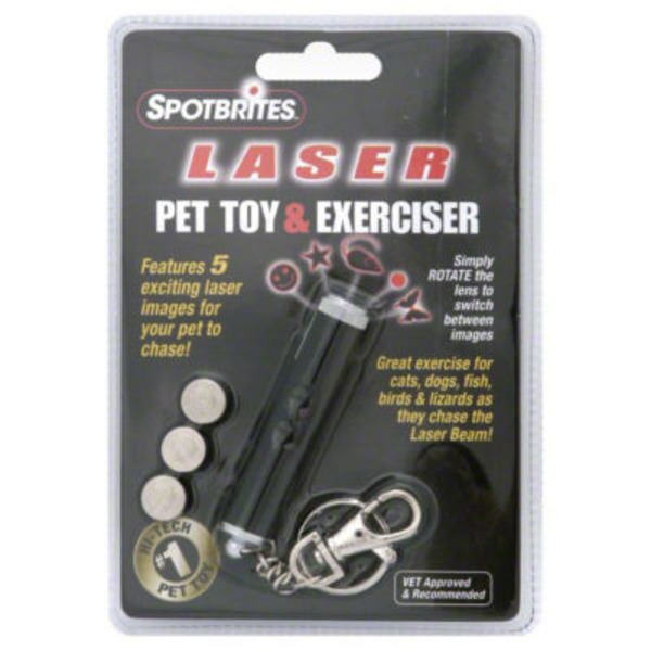 Spotbrites Pet Laser Classic 5 In 1 Cat Toy