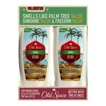 Old Spice Fresh Collection Fiji Body Wash 16 oz