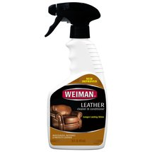 Weiman Leather Cleaner & Conditioner