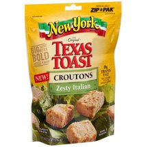New York Brand Texas Toast Zesty Italian Croutons