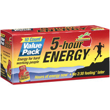 5-Hour Energy Pomegranate Dietary Supplement Value Pack