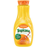 Tropicana Pure Premium Original No Pulp 100% Orange Juice