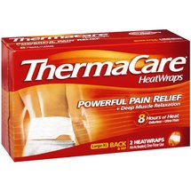 ThermaCare Heatwraps Pain Relief Back & Hip