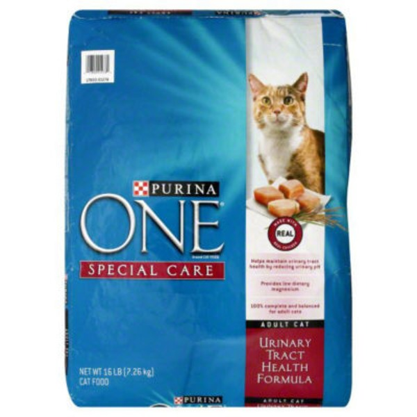 Purina One Cat Dry Adult Urinary Tract Health Formula Cat Food
