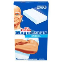 Mr. Clean Magic Eraser Cleaning Sponge 4 Count Surface Care