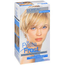 L'Oreal LA Petite Frost Hi-Precision Pull-Through Cap LA Petite Frost Chardonnay H75 Highlights