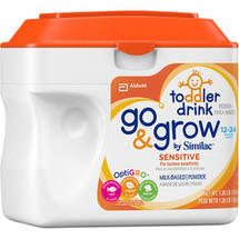 Similac Go & Grow Sensitive Stage 3 Tub Powder Toddler Drink