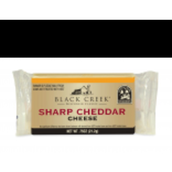 Black Creek Sharp Cheddar Cheese