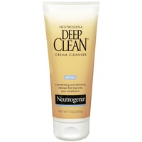Neutrogena® Cream Cleanser Deep Clean®