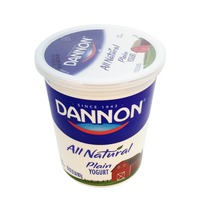 Brand Dannon Classic Plain Whole Milk Yogurt