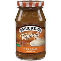 Smucker's Caramel Fat Free Toppings