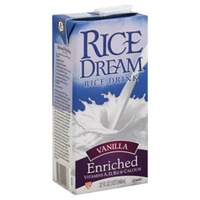 Rice Dream Rice Drink Enriched Vanilla