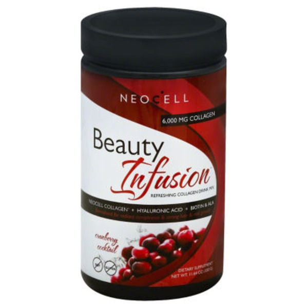 NeoCell Beauty Infusion Cranberry Cocktail Drink Mix