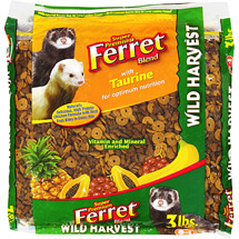 Wild Harvests Premium Ferret Food