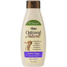 Oster Oatmeal Naturals Gentle Puppy Shampoo