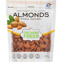 Hines Orchard Fresh Whole Natural Almonds