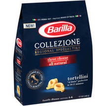 Barilla Three Cheese All Natural Tortelllini Pasta