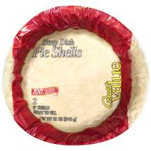 Great Value Deep Dish Pie Shells