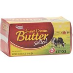 Great Value Salted Sweet Cream Butter