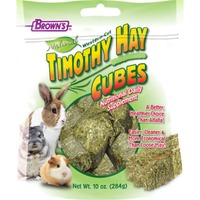 Brown's Timothy Hay Cubes