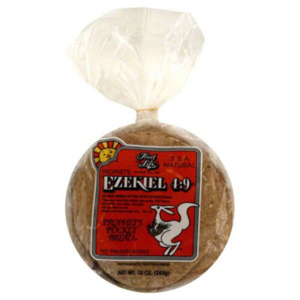 Food for Life Ezekel Prophet's Pocket Bread