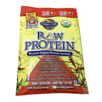 Garden of Life Raw Protein Packet Vanilla Spiced Chai