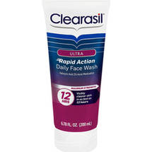 Clearasil Ultra Daily Face Wash