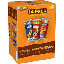 Gripz Keebler Chips Deluxe Cookies/Cheez-It Crackers/Keebler Grahams Variety Pack