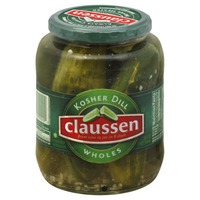 Claussen Kosher Dill Wholes Pickles