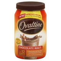 Ovaltine Chocolate Malt Flavored Milk Mix