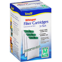 Tetra Whisper 5-15 Filter Cartridge