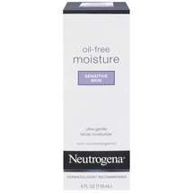 Neutrogena Sensitive Skin Oil Free Moisture