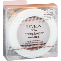 Revlon New Complexion One-Step Compact Makeup 04 Natural Beige Natural Beige