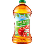 Great Value 100% Apple Juice 96 Fl Oz