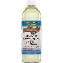 Carrington Farms Liquid Coconut Cooking Oil