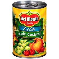 Del Monte Lite in Extra Light Syrup Fruit Cocktail
